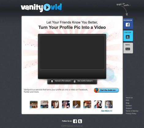 Vanityvid_start